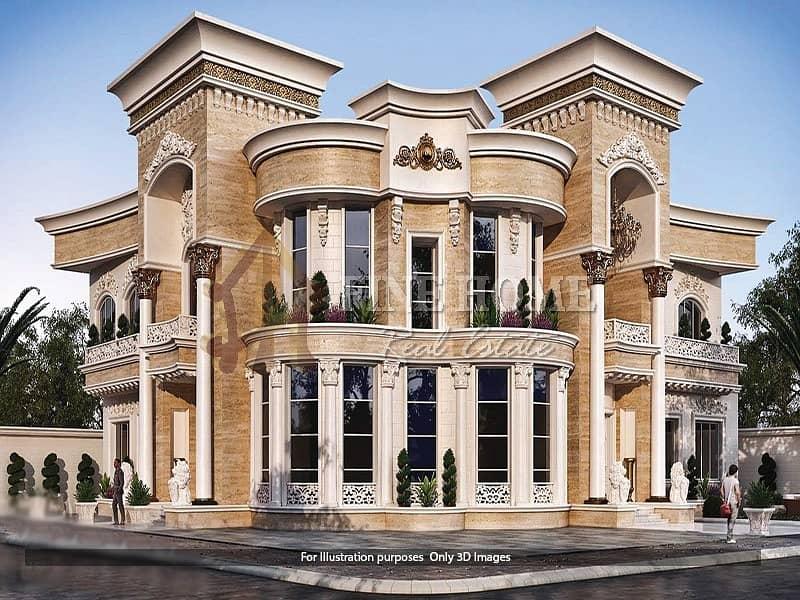 For Sale Villa   12 BR   2 Majilis   4 Kitchens