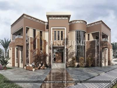 فیلا 9 غرف نوم للبيع في المشرف، أبوظبي - For Sale Villa   9 BR   Huge Majilis