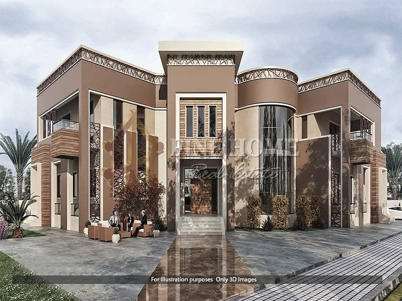 2 For Sale Villa | 9 BR | Huge Majilis