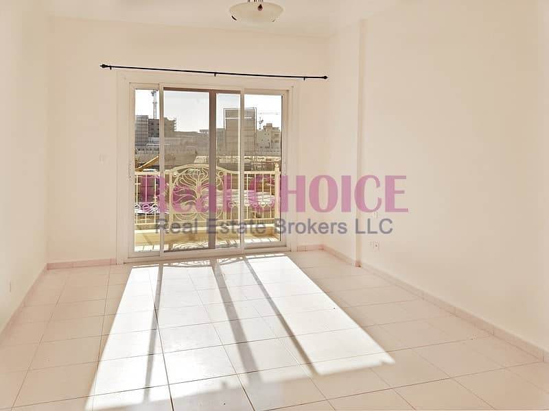 Spacious 1BR Apartment   Low Floor   Unfurnished