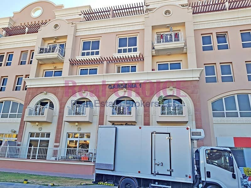 10 Spacious 1BR Apartment   Low Floor   Unfurnished
