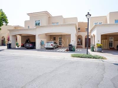 فیلا 4 غرف نوم للايجار في المرابع العربية، دبي - 3 BR + Maid I Type 1M I Lake view I Vacant
