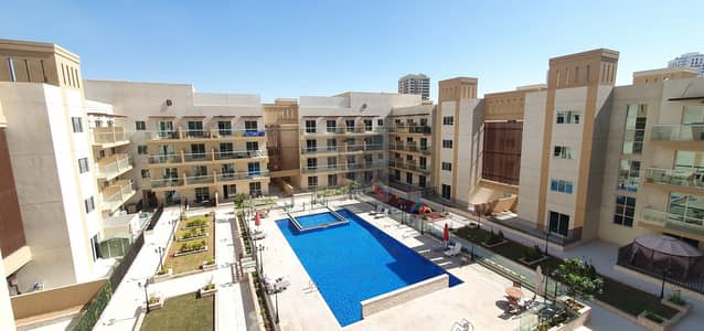 1 Bedroom Apartment for Sale in Jumeirah Village Circle (JVC), Dubai - Pool View | Big Layout | Brand New | Multiple Chqs