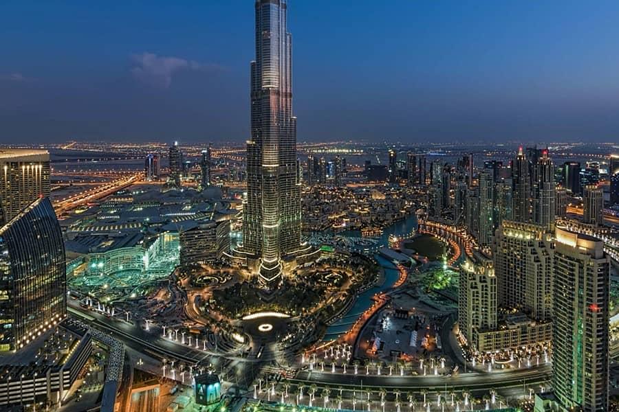 2 5 BR Penthouse | Stunning Burj Views | IL Primo