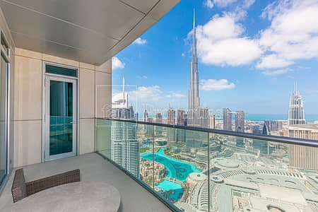 3 Bedroom Apartment for Sale in Downtown Dubai, Dubai - Stunning 3BR Apartment in Fountain Views 2!