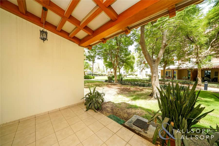 2 Best Location | Ground Floor | Garden Apt