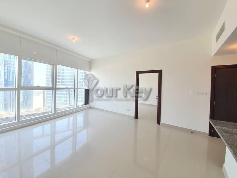 Elegant and Spacious 1 BR is available in Reem Island