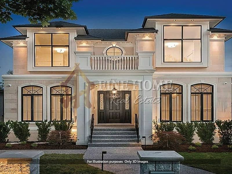 For Sale Villa | 6 BR | 2 Terrace | External Extension