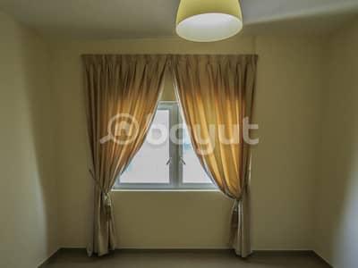 شقة 2 غرفة نوم للايجار في النعيمية، عجمان - شقة في برجي عجمان التوأم النعيمية 3 النعيمية 2 غرف 30000 درهم - 4815444