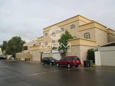 فیلا 5 غرف نوم للايجار في البطين، أبوظبي - Spacious 5 Bedroom Villa + Maid's & Drivers Room