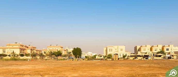 ارض تجارية  للبيع في مدينة محمد بن زايد، أبوظبي - Commercial Land   25 F   Plot : 25