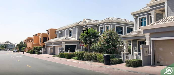 5 Bedroom Villa for Rent in Dubailand, Dubai - 4 BR | Semi Detached | maid + Driver