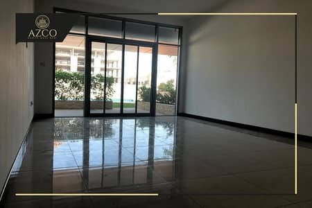 2 Bedroom Flat for Rent in Jumeirah Village Circle (JVC), Dubai - POOL VIEW | PRIVATE GARDEN | EQUIPPED KITCHEN