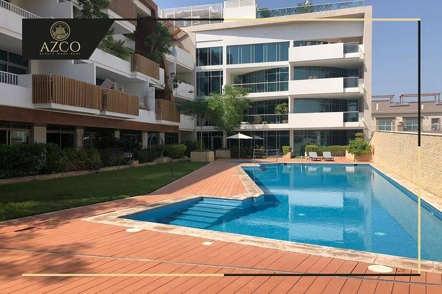 10 POOL VIEW | PRIVATE GARDEN | EQUIPPED KITCHEN