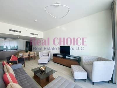 شقة 2 غرفة نوم للبيع في الجداف، دبي - Fully Furnished 2 BR Apartment Big Balcony