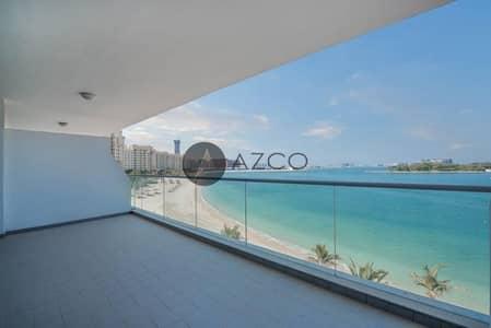 شقة 1 غرفة نوم للبيع في نخلة جميرا، دبي - Fully Furnished 1BR| Panoramic View | Huge Balcony