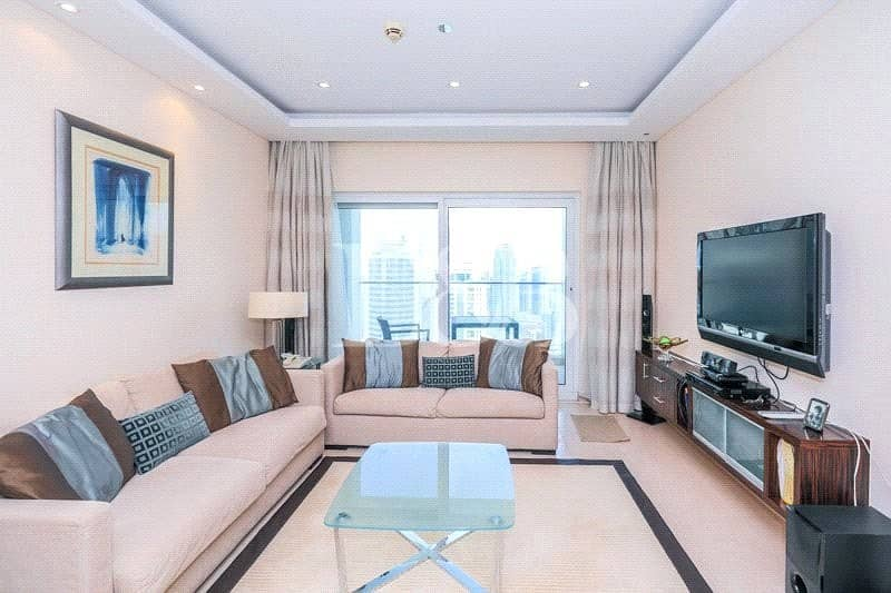 2 Luxury Furnished | High Level | Marina View