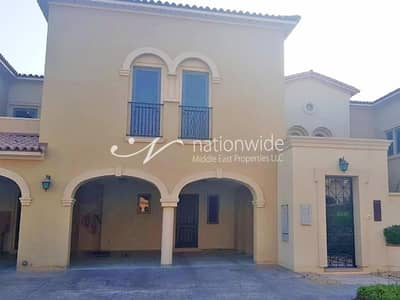 4 Bedroom Townhouse for Sale in Saadiyat Island, Abu Dhabi - Vacant! Beautiful Large Family Home With Pool