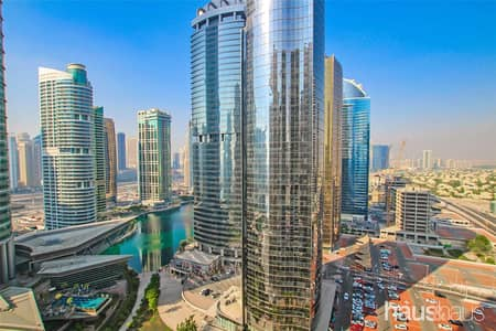 2 Bedroom Flat for Rent in Jumeirah Lake Towers (JLT), Dubai - Luxurious 2 BR | Fully furnished | Excellent Views