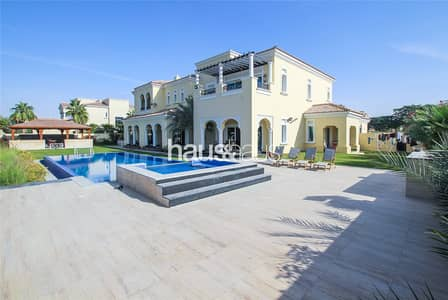 6 Bedroom Villa for Sale in Arabian Ranches, Dubai - Best Priced on Polo Field | Vacant on Transfer