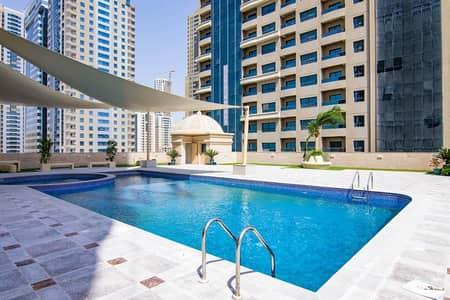2 Bedroom Apartment for Rent in Al Qasba, Sharjah - Exclusive | Brand New | W Tower Al Qasbaa | Chiller Free