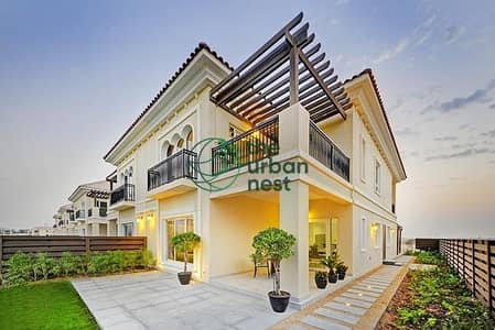 تاون هاوس 3 غرف نوم للايجار في دبي لاند، دبي - Vacant Bright and Modern Townhouse in 4 Cheques