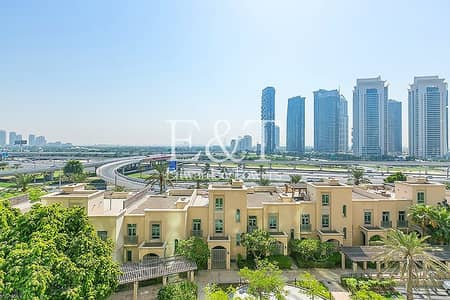 4 Bedroom Flat for Rent in Dubai Marina, Dubai - Ready to Move In:Low Floor with Golf Course View