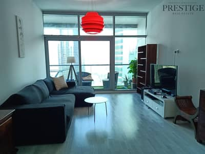 2 Bedroom Apartment for Rent in Jumeirah Lake Towers (JLT), Dubai - Lake View | Unfurnished | Upgraded
