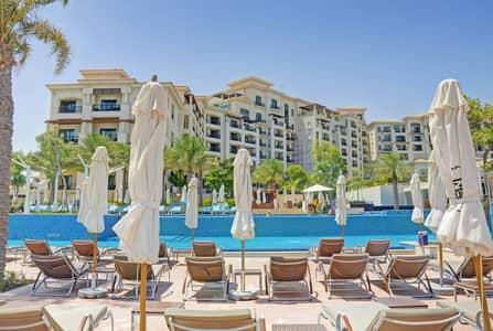 شقة 1 غرفة نوم للايجار في جزيرة السعديات، أبوظبي - Beautiful 1 bedroom apt in prestigious St Regis!