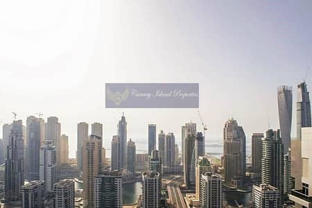 3 Bedroom Flat for Sale in Jumeirah Lake Towers (JLT), Dubai - Most Beautiful Three Bedroom Plus Study Apartment for Sale in Green Lakes