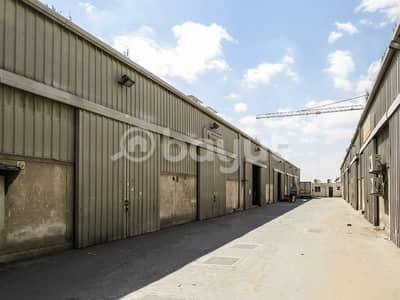 مستودع في القصيص الصناعية 5 القصيص الصناعية القصيص 70000 درهم - 4816085