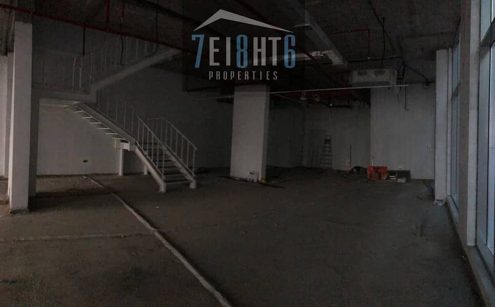 6 757 sq ft brandnew  ground + mezzanine for rent in SZR (COMMERCIAL)