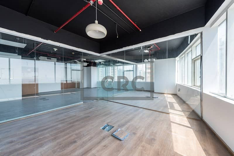 Industrial-style Newly Fitted Office|2 Partitions|Wet Pantry