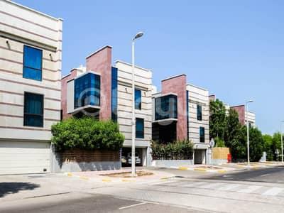 5 Bedroom Villa for Rent in Al Mushrif, Abu Dhabi - Huge Size 5 Bedroom Villa in Compound at Mushrif Area