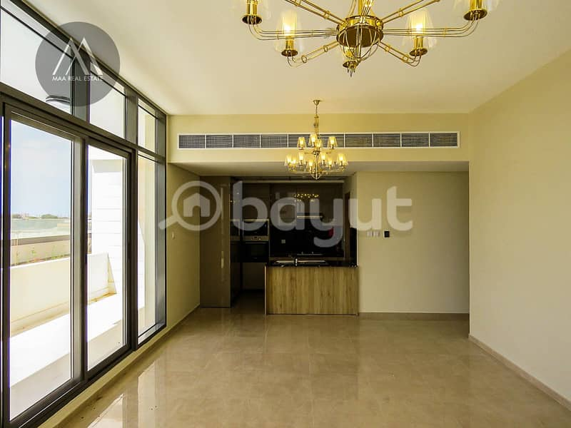 Brand New 2 Bed with Store Room l Equipped Kitchen