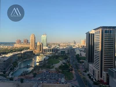 2 Bedroom Apartment for Rent in Dubai Marina, Dubai - Mid floor - 02  Series -Media City View
