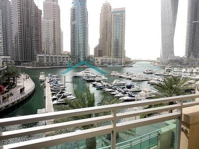 فیلا 3 غرف نوم للايجار في دبي مارينا، دبي - 3BR Duplex Emaar 6 Panoramic Marina Views