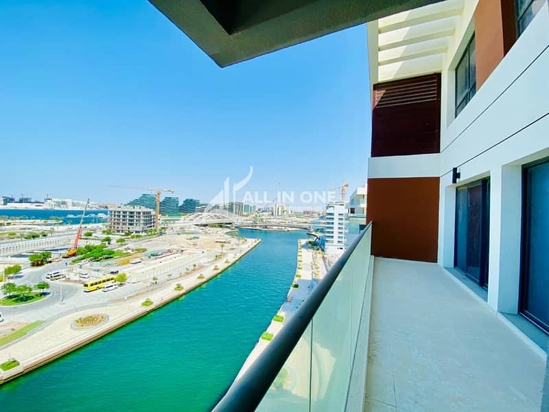 Stunning 2 Bedroom Apartment with Maids Room|Parking