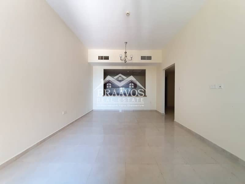 Large Layout 1BR | With Balcony | Chiller Free