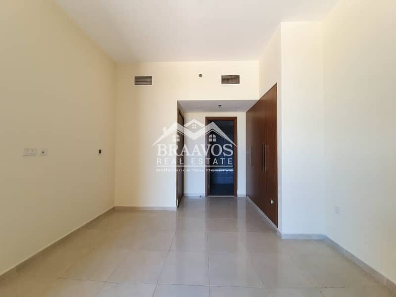 2 Large Layout 1BR | With Balcony | Chiller Free