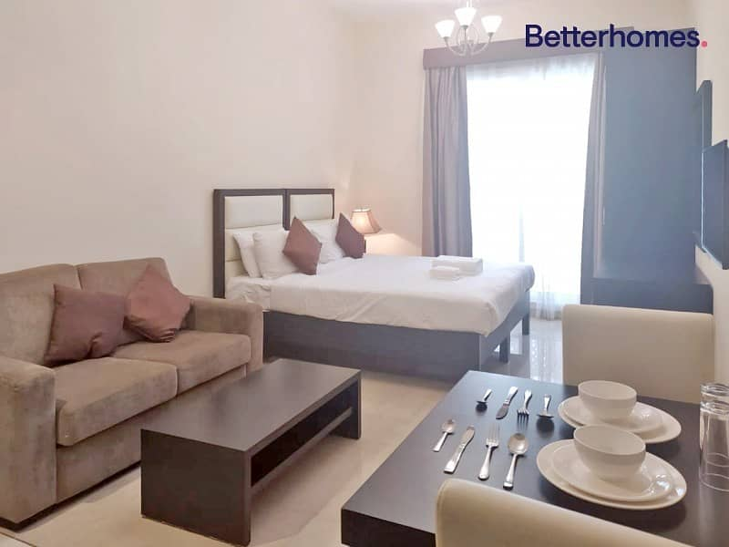 Fully Furnished | Vacant | Best Deal | JVC