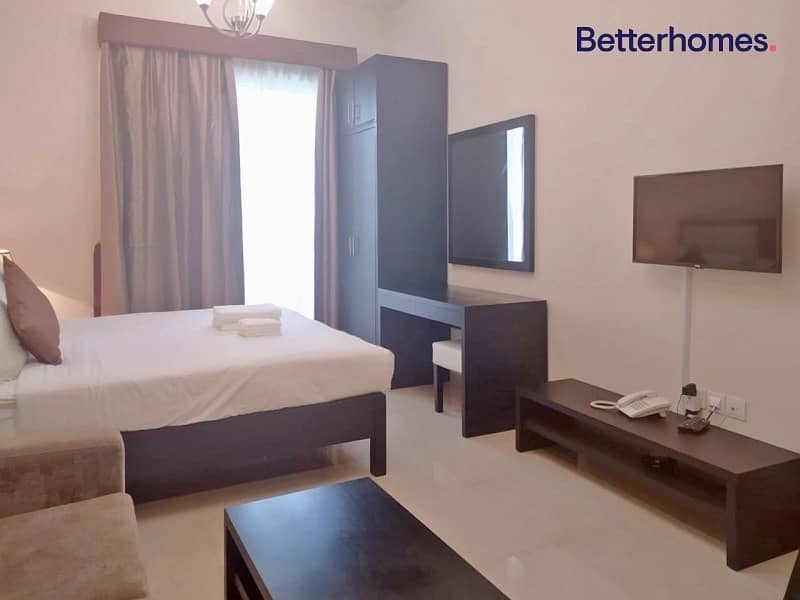 2 Fully Furnished | Vacant | Best Deal | JVC