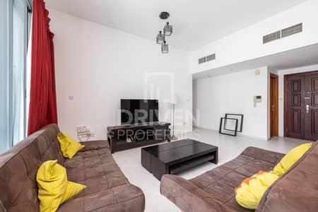 شقة 2 غرفة نوم للايجار في دبي مارينا، دبي - Spacious and Well-maintained Apt | Sea View