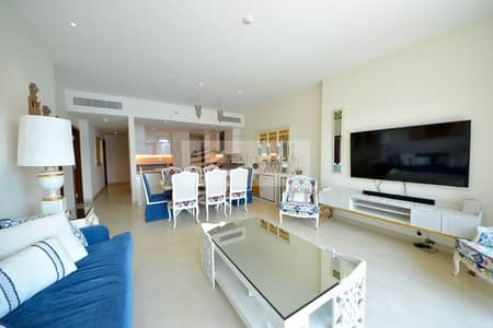 فلیٹ 3 غرف نوم للايجار في دبي مارينا، دبي - 3 BR + Maid |  Fully Furnished  | Full Marina View