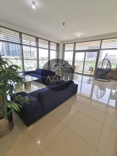 فلیٹ 3 غرف نوم للايجار في دبي هيلز استيت، دبي - Unfurnished 3 +Maid | Corner Unit | Park View