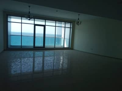 2 Bedroom Apartment for Sale in Al Rumaila, Ajman - The first waterfront in Ajman Cornice, luxury hotel finishing is now at 5%.