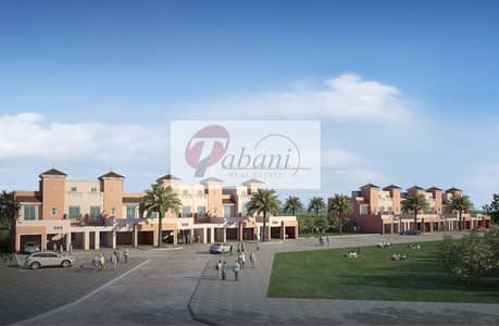 4 Bedroom Townhouse for Sale in Dubai Sports City, Dubai - Park Facing - Single Row - 1.16% Monthly - No DLD - No Service Charges 3 years