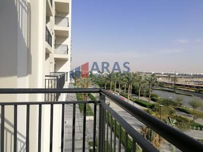 3 Bedroom Townhouse for Sale in Town Square, Dubai - LUXURIOUS 3BR Middle Unit Community view