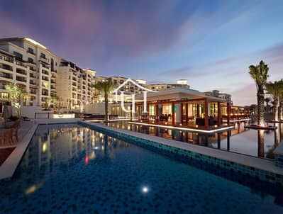 Luxury living! Rent Now 1Br + Balcony with a nice view in al saadiyat st.regis residences
