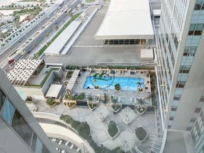 شقة 1 غرفة نوم للايجار في منطقة الكورنيش، أبوظبي - Awesome! 1 BR with Full Amenities